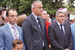 Κομοτηνή: Πρόκληση από νέο υπουργό του Ταγίπ Ερντογάν – «Ξέρουμε τι τραβήξατε εδώ στην Ελλάδα» [pics]