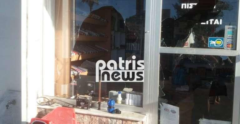 Ηλεία: Τα έκανε γυαλιά καρφιά γιατί δεν του έβαζαν τζάμπα βενζίνη! | Newsit.gr