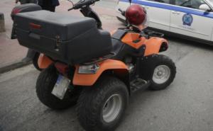 Κρήτη: Ένας τραυματίας σε τροχαίο με «γουρούνα»
