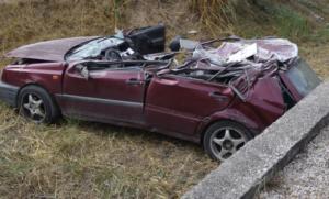 Χανιά: Σκοτώθηκε σε φοβερό τροχαίο – Σκληρές εικόνες στο σημείο της τραγωδίας – Αίμα και δάκρυα [pics]