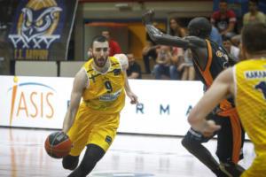 Η αντίπαλος του Λαυρίου στο πρώτο προκριματικό του FIBA Europe Cup