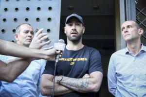 Ολυμπιακός: Για πάντα στο λιμάνι ο Σπανούλης! «Λένε ότι κάνω κουμάντο, αλλά είμαι στρατιώτης»
