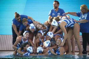 Εθνική πόλο γυναικών – Πλευρίτου: «Αφιερωμένο στους αδικοχαμένους Έλληνες»