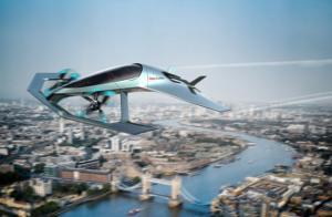 Το αεροσκάφος της Aston Martin που θα ζηλέψει και ο James Bond