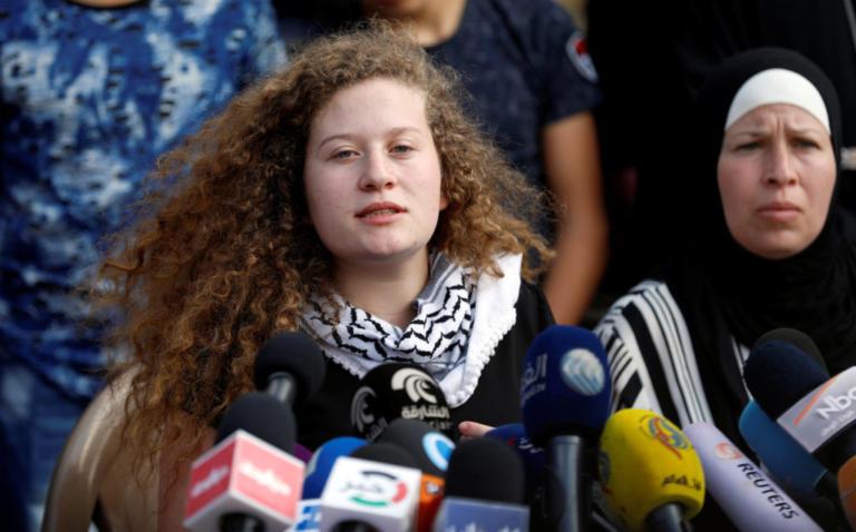 Καταγγελία ΚΝΕ: Το Ισραήλ απαγόρευσε στην Αχέντ Ταμίμι να ταξιδέψει στην Ελλάδα για το φεστιβάλ | Newsit.gr