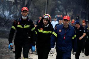 ΚΕΕΛΠΝΟ: Ζητούνται εθελοντές για τη στήριξη των πληγέντων στο Μάτι – Έκκληση σε μηχανικούς να καταγράψουν τις ζημιές