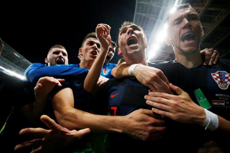 Μουντιάλ 2018: Θα κάνει την έκπληξη και στον τελικό η Κροατία; | Newsit.gr