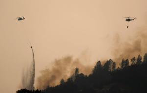 Καλιφόρνια: Σύλληψη εμπρηστή για τις φωτιές – Τεράστια επιχείρηση εκκένωσης σε εξέλιξη!