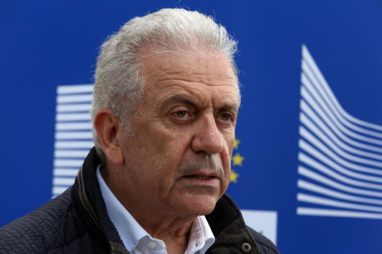 Αβραμόπουλος: Μετανάστευση και ασφάλεια οι προκλήσεις της Ε.Ε   Newsit.gr