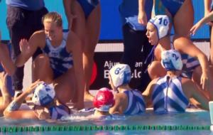 """""""Γοργόνες"""" για μετάλλιο! Η Ελλάδα στην 4άδα του Ευρωπαϊκού Πρωταθλήματος – video"""