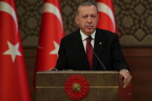 «Αντίποινα σε όποιον μας επιβάλλει κυρώσεις» λέει ο Ερντογάν