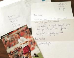 Τον αποθεώνουν! Ο προπονητής της Εθνικής Αγγλίας απάντησε σε γράμματα για το χαμένο του πέναλτι στο Euro