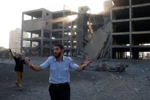 Λωρίδα της Γάζας: Τουλάχιστον δύο Παλαιστίνιοι σκοτώθηκαν σε επιδρομές του Ισραήλ