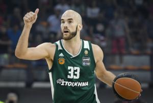 Παναθηναϊκός: MVP της Basket League και αμυντικός της χρονιάς ο Νικ Καλάθης!