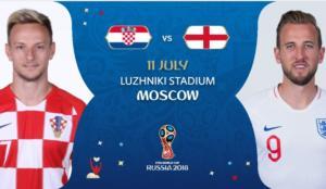 Μουντιάλ 2018: Η Γαλλία περιμένει! Κροατία – Αγγλία για μια θέση στον τελικό