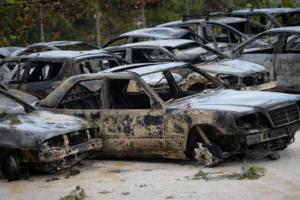 Μαθιόπουλος: Είχαμε παραλάβει 4 νεκρούς πριν τις 23:00