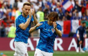 Μουντιάλ 2018 – Κροατία: Τα συγκινητικά λόγια που αντάλλαξαν Μόντριτς και Ράκιτιτς! [pic]