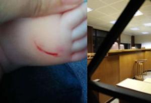 «Δεν έκανα τίποτα… Με χτύπησαν οι αστυνομικοί» – Τι υποστηρίζει η 55χρονη που κατηγορείται ότι χαράκωνε μωρά!