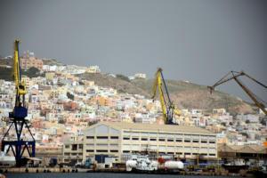 Σύρος: Στην τελική ευθεία η εξυγίανση του Νεωρίου