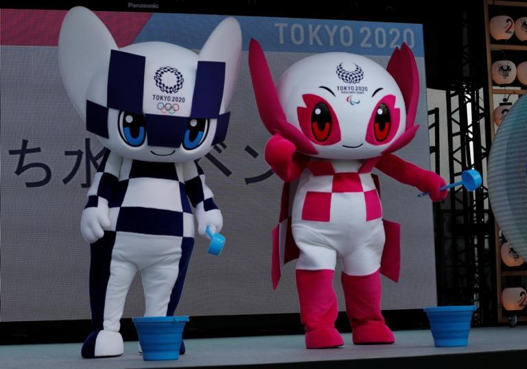 d037a2b289b Ολυμπιακοί Αγώνες Τόκιο: «Βάφτισαν» τις μασκότ - Ειδήσεις