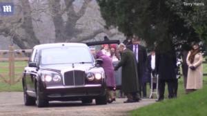 Ξανά νονός στα 97 ο πρίγκιπας Φίλιππος – Απών στη βάφτιση του πρίγκιπα Λούις!