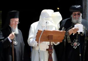 Που είναι ο Πάπας, οέο; [pics]