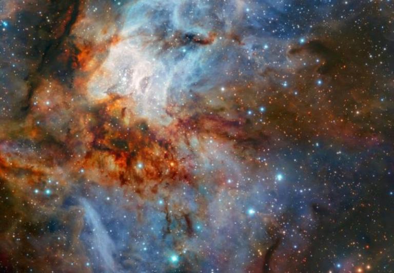 Η εκπληκτική ομορφιά νεογέννητων αστεριών! Απίστευτη εικόνα 5.500 έτη φωτός μακριά | Newsit.gr