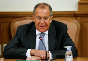 Λαβρόφ: Η Μόσχα θα συνεχίζει τους βομβαρδισμούς στην Ιντλίμπ αν χρειαστεί