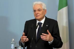 Ρώμη: Ο Ιταλός Πρόεδρος Ματαρέλα διαφωνεί με την αντιμεταναστευτική πολιτική του υπουργού Εσωτερικών Σαλβίνι