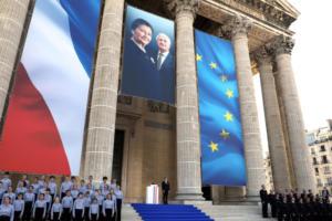 Η Γαλλία τιμά την Σιμόν Βέιλ στο Πάνθεον των Παρισίων [vid]