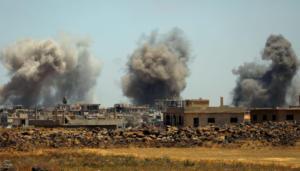 Συρία: Μη επανδρωμένα αεροσκάφη κατέρριψαν οι Ρώσοι