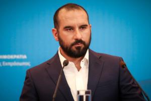 Δημήτρης Τζανακόπουλος: Δείτε την ενημέρωση του κυβερνητικού εκπροσώπου – video
