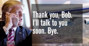 Νεα ρεζιλίκια για τον Τραμπ – Του τηλεφώνησε ο αμερικανός «Μητσικώστας» και συζήτησαν για το μεταναστευτικό!