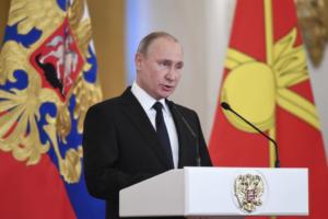 Ο Πούτιν δηλώνει έτοιμος να συναντηθεί με τον Κιμ Γιονγκ Ουν