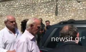 Βγήκε από τη φυλακή ο Άκης Τσοχατζόπουλος