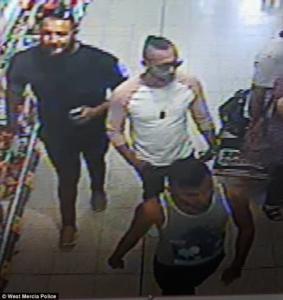Έπιασαν τρεις για την επίθεση με οξύ σε αγοράκι μόλις τριών ετών!