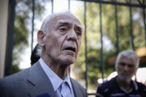 """Τσοχατζόπουλος: Ελεύθερος αλλά με απαγόρευση εξόδου από την χώρα για τις """"χρυσές μίζες"""""""