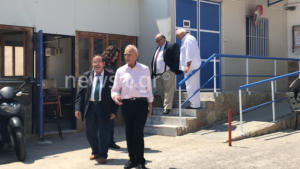 Αποφυλακίστηκε ο Άκης Τσοχατζόπουλος – «Είναι σε άθλια κατάσταση η υγεία του», λένε οι δικηγόροι του