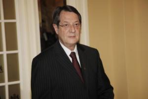 Αναστασιάδης σε Ακιντζί: Λάβετε υπ όψιν όλες τις παραμέτρους για την επίλυση του Κυπριακού