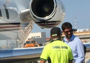 Γιουβέντους – Ρονάλντο: Το deal θα γίνει στην Καλαμάτα! Έρχεται με ιδιωτικό τζετ ο Ανιέλι [pics]