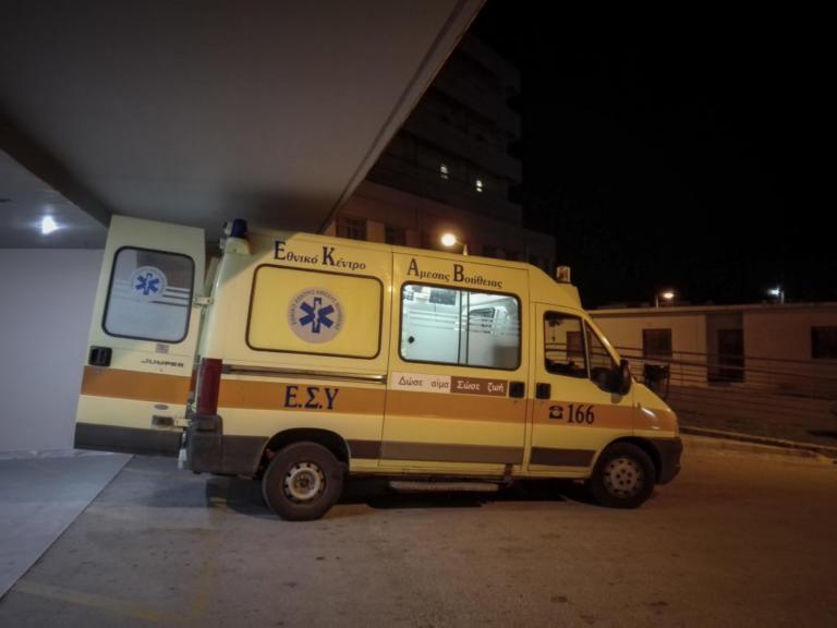 Παραλίγο τραγωδία στην Πολιτεία: 14χρονος έπεσε στο κενό από ταράτσα | Newsit.gr