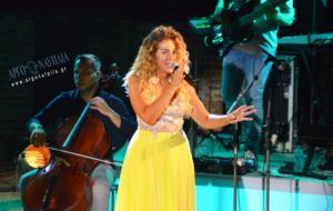 Άργος: Ενθουσίασε το κοινό η Νατάσσα Μποφίλιου – Γέμισε ασφυκτικά το αρχαίο θέατρο – video
