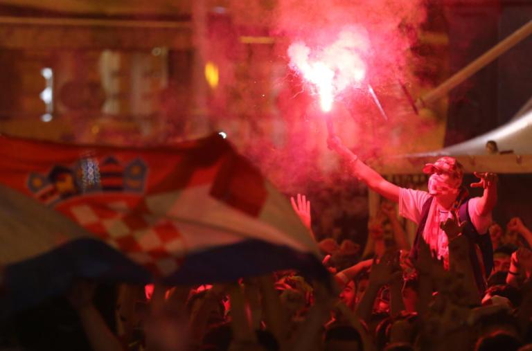 Μουντιάλ 2018: Από την ισοφάριση μέχρι την πρόκριση! Οι ξέφρενοι πανηγυρισμοί στην Κροατία – video   Newsit.gr