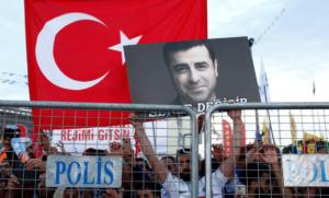 Συγχαρητήρια ΣΥΡΙΖΑ στο HDP – «Πηγή έμπνευσης ο Ντεμιρτάς»