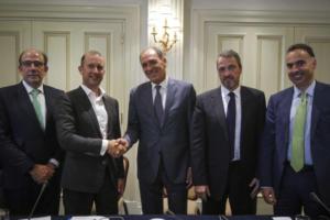 Πουλήθηκε έναντι 535 εκατ. ευρώ το 66% του ΔΕΣΦΑ