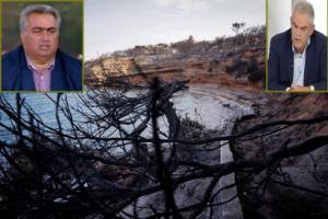 Μπαλάκι οι ευθύνες! «Είχε δοθεί εντολή εκκένωσης» λέει ο Πρόεδρος των Πυροσβεστών – Επιβεβαιώνει ο Τόσκας αλλά…  – video