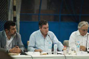 Χαμός στη συνεδρίαση του Δημοτικού Συμβουλίου της Αθήνας! Αποχώρησε η αντιπολίτευση – video