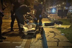 Θεσσαλονίκη: Άγρια ρατσιστική επίθεση – Τους χτυπούσαν με μαχαίρια και λοστούς – «Να πάτε στη χώρα σας» [pics]