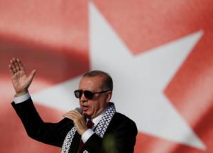 Νόμος της Τουρκίας ο… νόμος του Ερντογάν! Ψηφίστηκε ο νέος τρομονόμος