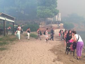 Ανατολική Αττική: Οι πιο φονικές φωτιές του 21ου αιώνα στον κόσμο μετά από εκείνες του 2009 στην Αυστραλία